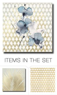 """Silver and Gold"" by lovetodrinktea ❤ liked on Polyvore featuring art"