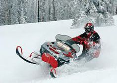 Snowmobile Trails! Treetops Resort, Gaylord Michigan #treetopsresort