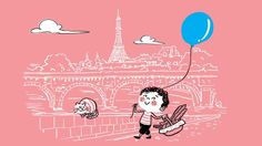 Children's Book Portfolio by Chris Robertson, via Behance