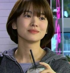 Song hye gyo, 단발머리 송혜교