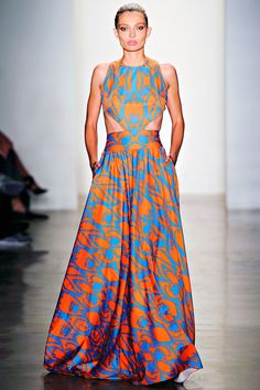Sophie Theallet Spring 2012 RTW - Review - Fashion Week - Runway, Fashion Shows and Collections - Vogue