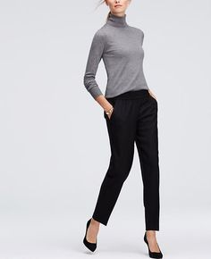 Image of Petite Flannel Joggers