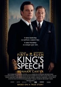 Movie #96 - The King's Speech - 5/5 stars - #netflixinstantstreaming
