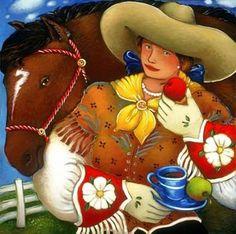 Linda Carter Holman (400 pieces)
