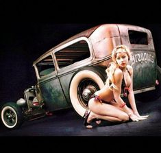 rat rod international trucks #Ratrodtrucks