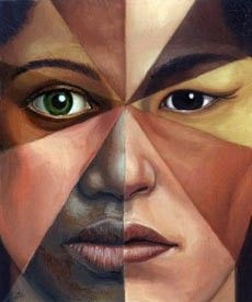 """""""I have a great belief in the future of my people and my country.""""  ~ Marian Anderson  * The mixture of the Cosmic Race  * El mestizaje de la Raza Cosmica   <3 lis"""