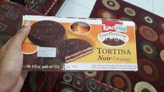 #loacker #chocolate #orange #tortina #wafer from my luv dad