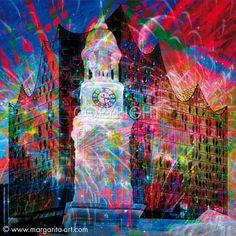 Collagen - Hamburg Faszination Hamburg – Elbphilharmonie & Michel (Design 188) – Digital Collage. Hamburg Pop Art - kreative und ungewöhnliche Ansichten auf die Hauptstadt des Nordens. www.margarita-art.com Format: 100 x 100 x 2 cm. Limitiert auf 100 Exemplare, nummeriert und digital signiert. Auch in anderen Größen lieferbar - Preisangebot auf Anfrage. #Hamburg #Elbphilharmonie #Michel #Hamburger #Kunst #art #popart #hamburgbilder #artist #elphi #hamburgcollegen