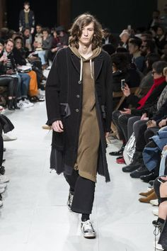 Male Fashion Trends: Maison Mihara Yasuhiro Fall/Winter 2016/17 - Paris Fashion Week