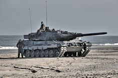 Leopard 2 tank in Dutch service [1024  680]
