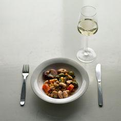 by Kaj Franck, Hackmann. Arctica plate by Inkeri Leivo, Arabia. Cutlery, Plates, Tableware, Kitchen, House, Design, Licence Plates, Dishes, Dinnerware
