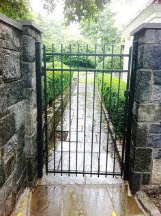 3-Rail Walk Gates