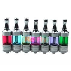 Protank Atomizers E Cigarettes 2.5ml Pro Tank 3 Clearomizer Cartomizer 510 thread for Electronic Cigarettes eGo Battery