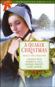 A Quaker Christmas - Ohio  -               By: Lauralee Bliss, Ramona Cecil, Rachael Phillips, Claire Sanders  #quakerchristmas