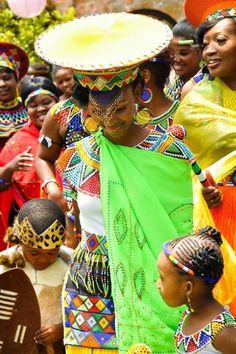 Menyasszonyok - Zulu