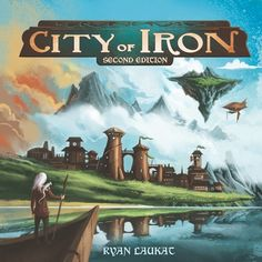KD Games: City of Iron