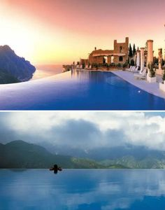 Invisible Edges: 15 Death-Defying Infinity Pool Designs | Urbanist