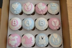 babyshower cupcake - StartPage by Ixquick Afbeelding Zoek