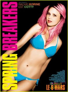 Rachel Korine is Cotty