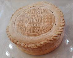 Πρόσφορο Cyprus Food, Braided Bread, Virtual Museum, Greek Recipes, Lent, Breads, Search, Google, Desserts