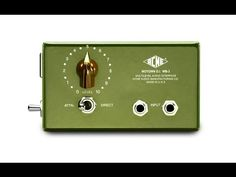 Acme Audio Motown D.I. WB-3 demo by Lance Seymour