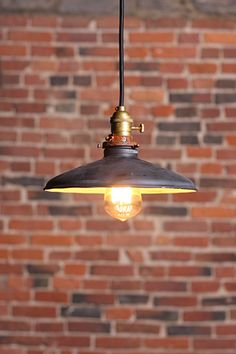 Vintage Industrial pendant lamps and light fixtures. Hand made in Montreal. We also offer custom made lighting design and manufacturing. Vintage Industrial Lighting, Industrial Light Fixtures, Industrial Interiors, Restaurant Lighting, Pendant Lamp, Wall Sconces, Lighting Design, Ceiling Lights, Montreal
