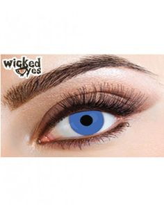 Wicked Eye Jelly Fish Cat Eye Contacts, Halloween Contacts, Black Contact Lenses, Blue Flames, Colored Contacts, Black Magic, Electric Blue, Predator, Eye Color