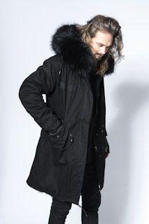 541c5c15e76 De 13 bedste billeder fra Parka jacket with fur i 2017 | Fur, Fur ...