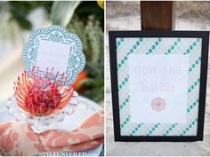 Theo Milo Photography / Kickstand Events / Mint Green and Red Wedding Ideas / Paper Styled Shoot Challenge on Style Unveiled