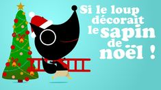 SI LE LOUP DÉCORAIT LE SAPIN DE NOEL comptine pour bébé maternelle - YouTube Math Books, Christmas Ornaments, Holiday Decor, Movie Posters, Spectacle, Kids Songs, Learn To Count, Psychology, Christmas Jewelry