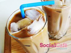 Iced Coffee at Home Recipe