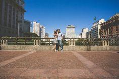 ensaio-Talita-e-André-0553 Ensaio Pré-Casamento   Centro SP   Talita e André