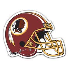Washington Redskins Football Helmet Magnet