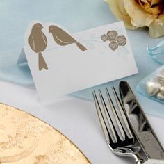 Wedding - Place Cards - To Have and To Hold