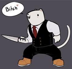 So ist Bakugou - Anime Comic Anime, Anime Meme, My Hero Academia Shouto, Hero Academia Characters, Funny Memes, Hilarious, Film D'animation, Boku No Hero Academy, Funny Pictures