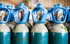 Prodej plynových lahví
