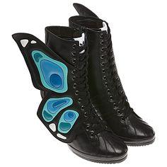 huge selection of 194d2 c858b adidas Jeremy Scott Wings Wedge Shoes Adidas Mujer, Zapatillas Adidas, Zapatos  De Cuña,