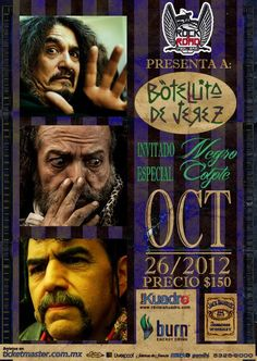 Botellita de Jerez @ Rock and Road  Octubre 26
