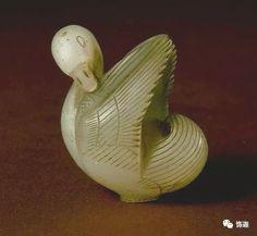 Asian Art Museum, Swan Song, Antique Jade, China Art, Jade Jewelry, Jade Pendant, Japan Art, Chinese Culture, Antique Jewellery