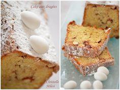 Cake aux dragées : la recette facile