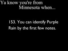Or if you're a huge prince fan bc ive never even been to minnesota and i can Minnesota Funny, Minnesota Home, Shooting Photo Couple, Feeling Minnesota, Paisley Park, April 21, I Can Relate, Purple Rain, Funny Stories
