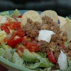 Joys Taco Salad
