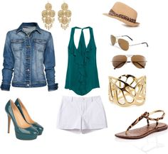 Weekend. Dress up or dress down., created by jebeltran on Polyvore