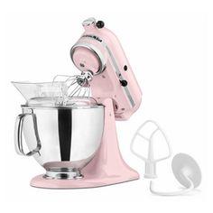 #KitchenAid Artisan Series 5 Quart Tilt-Head #StandMixer - #Pink