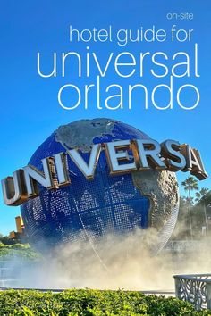 Learn all about the Universal Orlando hotels in this essential guide. Find out about the exclusive perks and tremendous convenience the comes with staying at the Universal Orlando resort. Start your research now and make this your best vacation ever. From GoInformed.net Universal Orlando Hotels, Universal Studios Florida, Orlando Resorts, Site Hotel, Orlando Theme Parks, Hard Rock Hotel, Disney World Tips And Tricks, Disney World Vacation, Best Vacations
