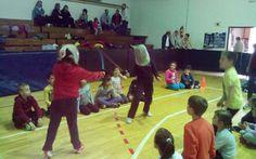 H Πανελλήνια Ημέρα Σχολικού Αθλητισμού στο 5ο Δημοτικό Σχολείο Νάουσας