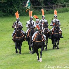"""Haselrigge's Cuirassiers - The """"Lobsters,"""" a unit of Parliamentarian heavy cavalry engaged during the British Civil Wars."""