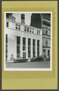 57th Street, West, c. 1951. NYPL.