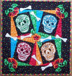 Dia de los Muertos  (the Day of the Dead) is celebrated on October 31st, November 1st and 2nd. The tradition honors  those who have passed, ...