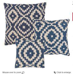 Myakka Zanzibar cushions